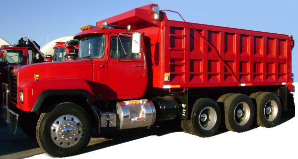 pacheco dump trucking